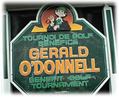 Gerald O'Donnell Foundation Golf Tournament