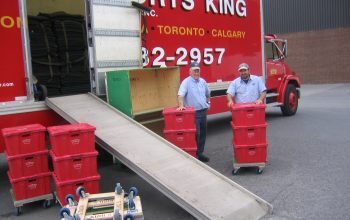 Commerical Moving Equipment