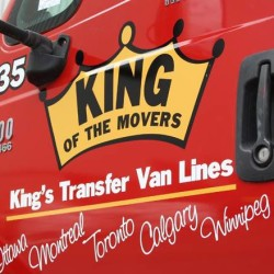 Kings Transfer Truck