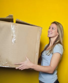 woman-holding-box